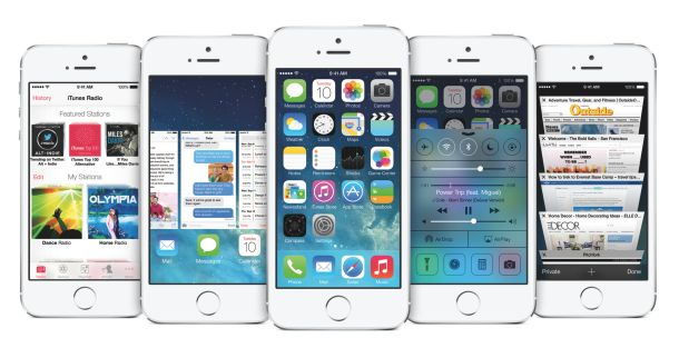 Apple's iOS 7 arrives: Here's how to get it