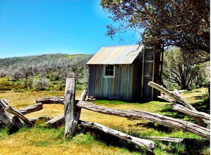 Tawonga Huts walk, Falls Creek, Victoria