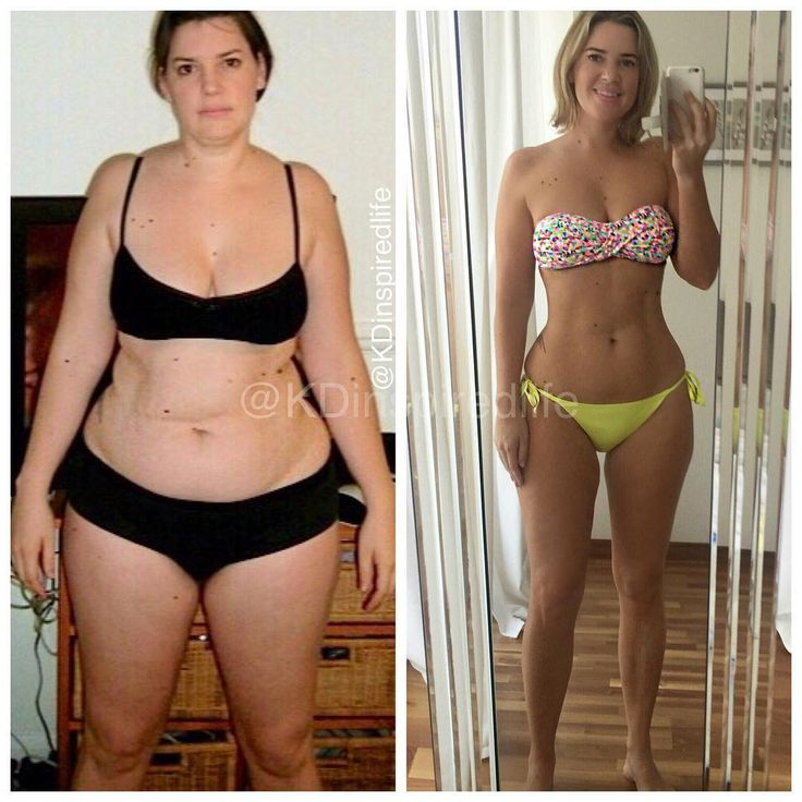Kathryn Dickie (KDInspiredLife) Transformed Her Body With These Simple Changes!