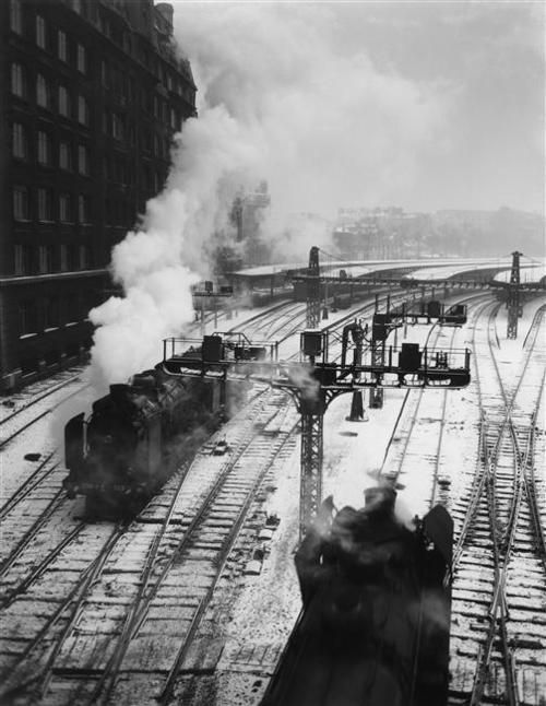René-Jacques  Gare du Nord, 1946