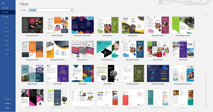 008 template ideas ms word brochure capture imposing in