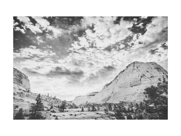 """Monochrome Sky"" - Photography Limited Edition Art Print ..."