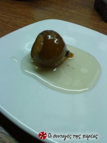 Γλυκό του κουταλιού Σύκο #sintagespareas
