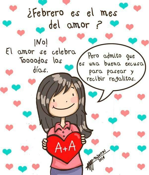 #Mes del #amor