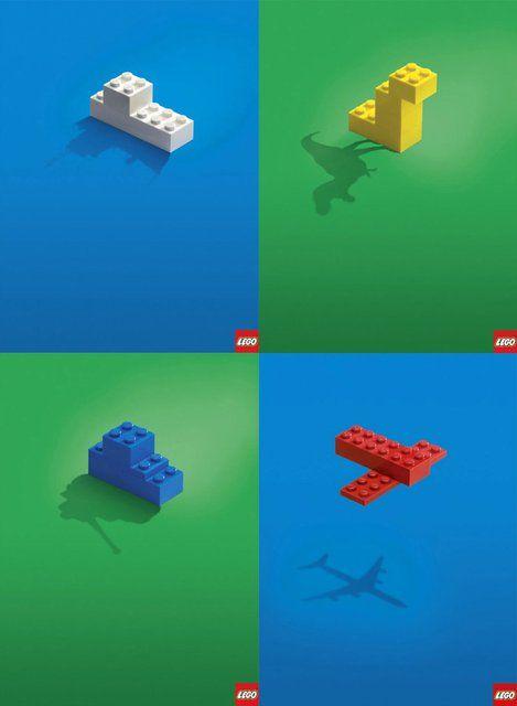 Lego's Ad