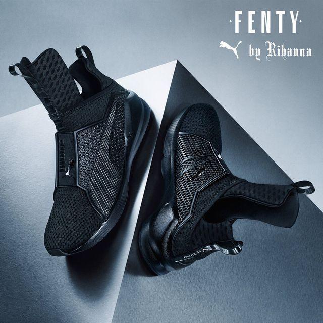 Fashion News: Rihanna to Release FENTY X Puma Trainer