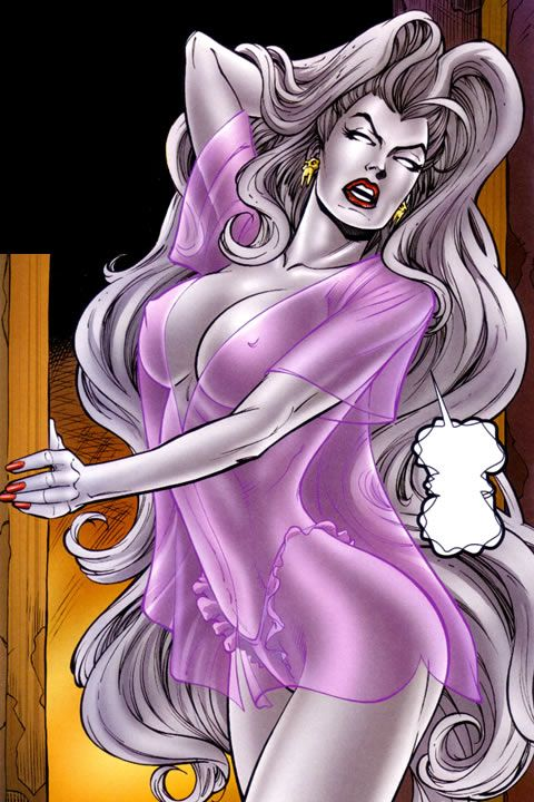Vampirella lady death hentai trip the