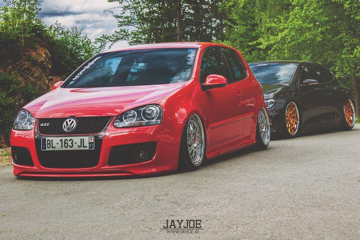 WSEE TOUR 2015 VW GOLF MK5 GTI www.jayjoe.at