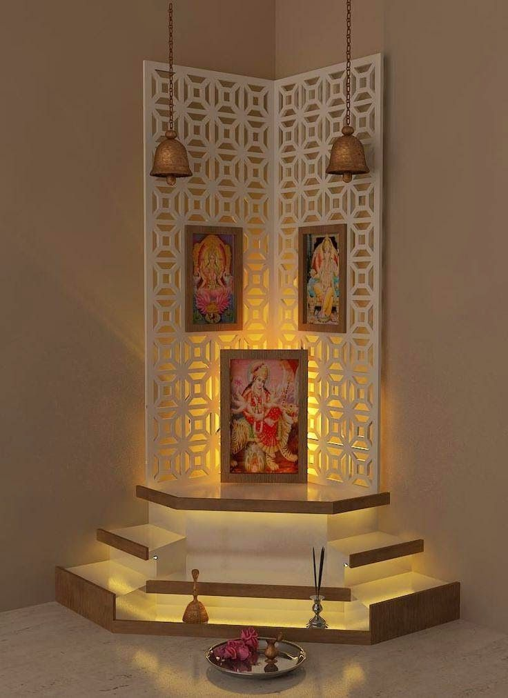 21 Best Pooja Room Images On Pinterest