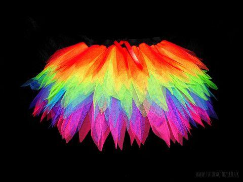 Over The Rainbow Tutu                                                       …