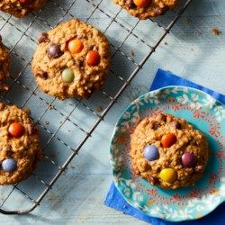 One-Bowl Monster Cookies - EatingWell.com