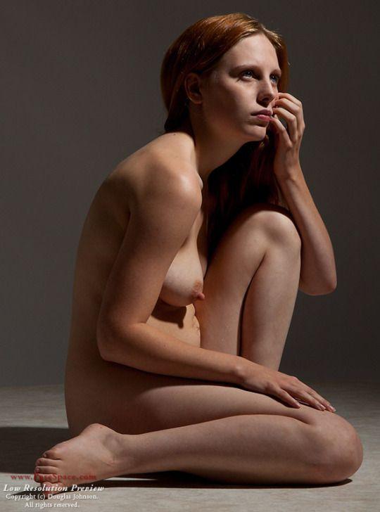 nude female figure models