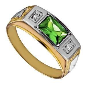 Anel de Formatura: Significado, Cor e Profissão Fotos e Dicas-esmeralda-femininoanel-formatura-turmalina-verde