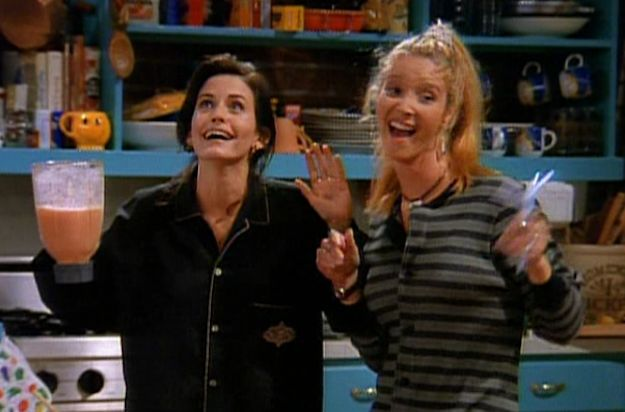 22 Signs You're The Monica Geller Of Your Friend Group
