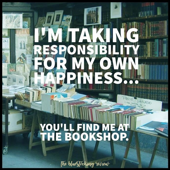 Happiness For Book Lovers