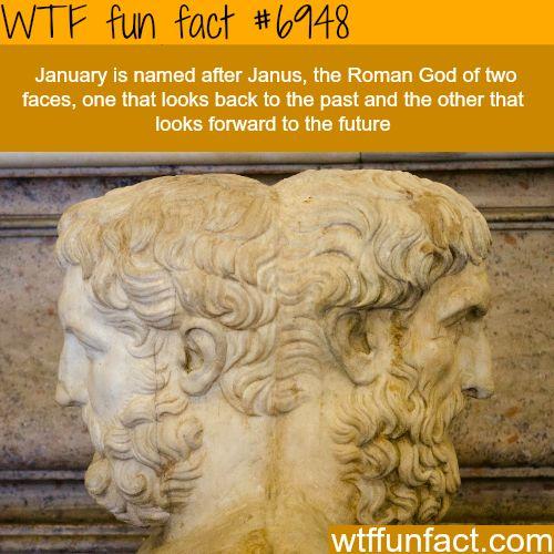 Janus - WTF fun fact