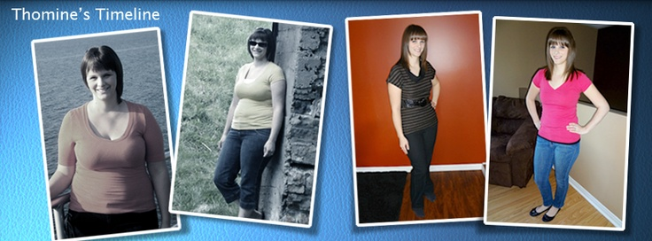 average weight loss in 16 weeks