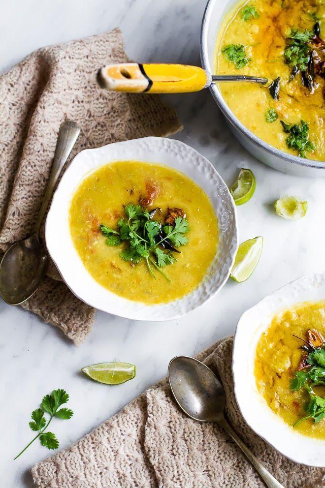 画像2 : 毎日食べても飽きない味!ほっこり優しいインドのレンズ豆のスープの作り方 │ macaroni[マカロニ]