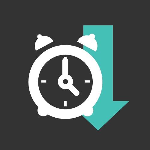 [인포그래픽의 장점] 2. 정보 습득 시간 절감