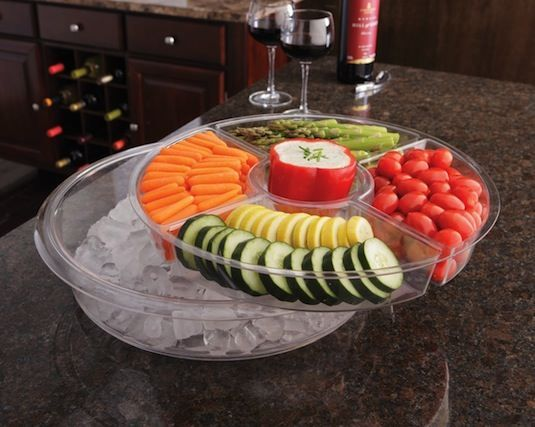 50 Useful Kitchen Gadgets You Didn't Know Existed - Party Bowls On Ice