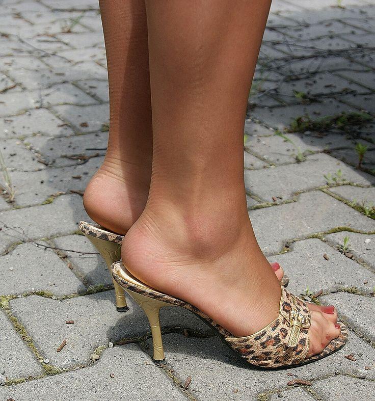 Plateau Pantoletten & Sexy High Heels online kaufen