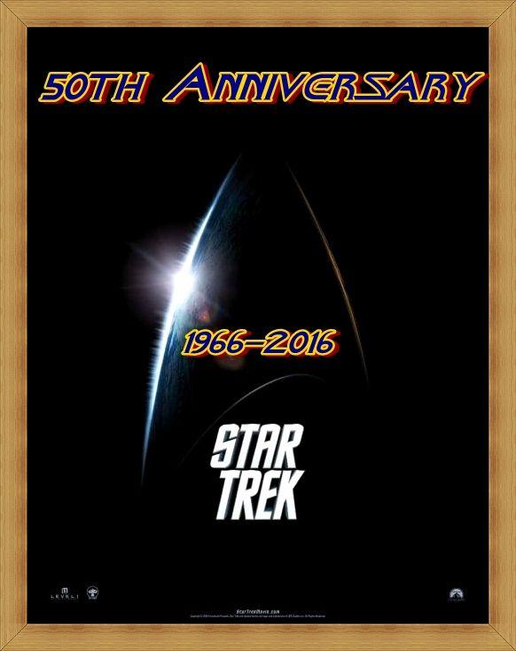 star trek 50th anniversary 2016