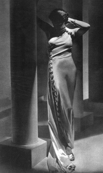 Madeleine Vionnet, Evening Dress, 1936