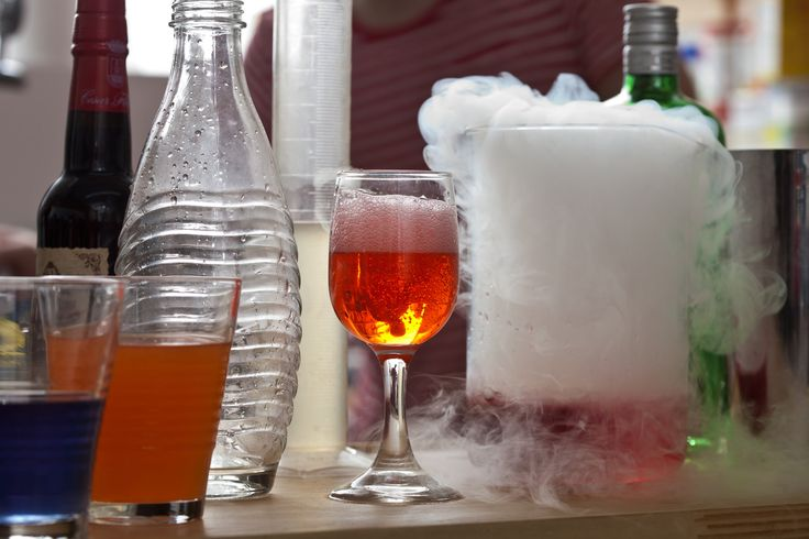 NYT Cooking: Fizzy Campari and Gin