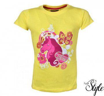 RED HORSE gyerek póló Print