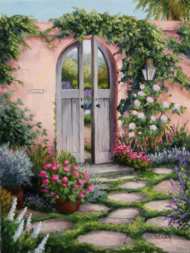 Arts And Crafts Landscaping Ideas
