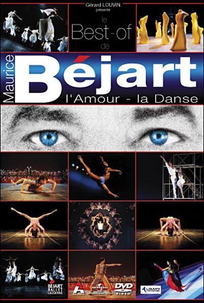 Le best- of de Béjart: l'amour, la danse