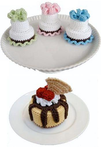 Knit a desert (toetjes)