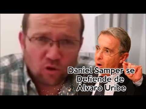 """Daniel Samper se Defiende de Álvaro Uribe en Entrevista - VER VÍDEO -> http://quehubocolombia.com/daniel-samper-se-defiende-de-alvaro-uribe-en-entrevista    CRÉDITOS: La Fm – BluRadio – Jodario – Rcn Radio – La Hora de la Verdad – _ """"Copyright Disclaimer En virtud de la Sección 107 de la Ley de Derecho de Autor de 1976, la concesión se hace para el """"uso justo"""" con fines tales como críticas,..."""