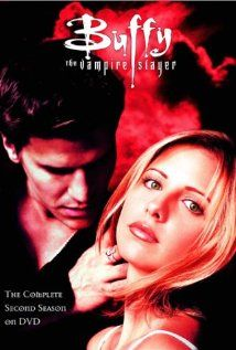 Buffy the Vampire Slayer, starring Emma Caulfield!