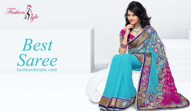 Best Saree | Fashion4Style Stock  Multi colourful saree for women by best designer in Bollwood. Made from pure silk, this saree measures 6.0 m in length including unstitched blouse piece. http://www.fashion4style.com/wholesale-deal/dresses/best-saree-2014/best-saree-/pid=MTcx  #saree #dresses #indiandress #fashion #traditionaldresses #cloths #onlineshopping #friday #november