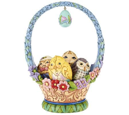 15 best jim shore easter baskets i own images on pinterest easter 2014 jim shore annual easter basket 10th negle Image collections