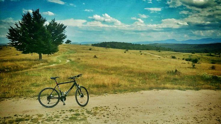 Exploring hills @ Cluj-Napoca