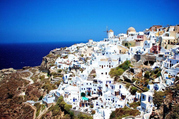 Santorini...Greece by Luigi Maurizio Pecora on 500px