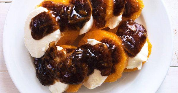 オレンジをグレープフルーツに、マーマレードをブルーベリーにアレンジしてもOK。|『ELLE a table』はおしゃれで簡単なレシピが満載!