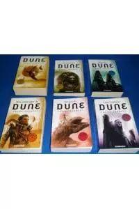 DUNE (saga clásica en 6 tomos)