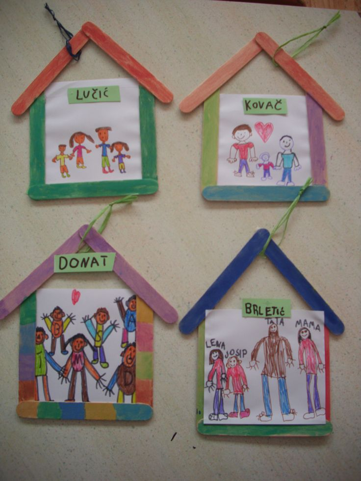25 best ideas about family theme on pinterest family for Family arts and crafts