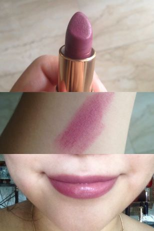 Yves Rocher Grand Rouge Lipstick in Mauve Subtil