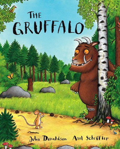 The Gruffalo. Julia Donaldson. 28/01/15