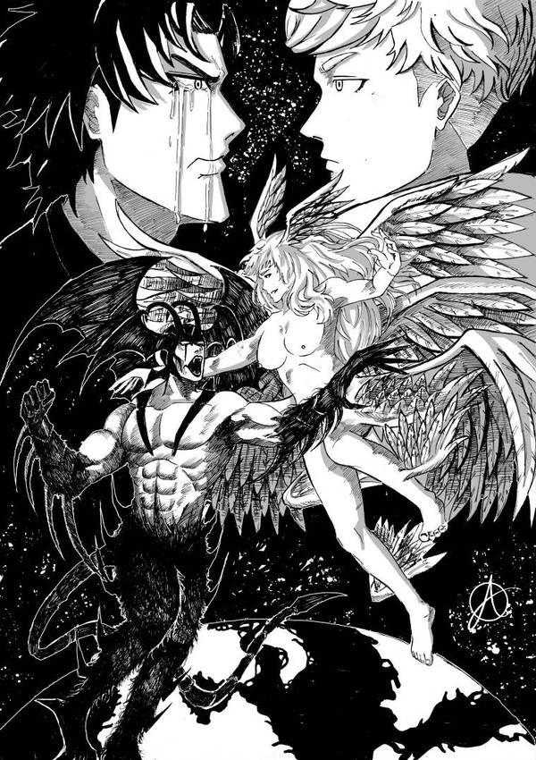 Devilman Crybaby Fanart Akira Fudo X Ryo Asuka Akira Manga Devilman Crybaby Akira