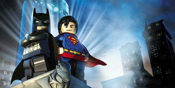Batman And Superman Lego Wallpaper Dc Comics Superhero Lego