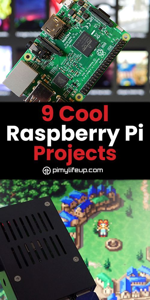 9 Incredibly Cool Raspberry Pi Projects