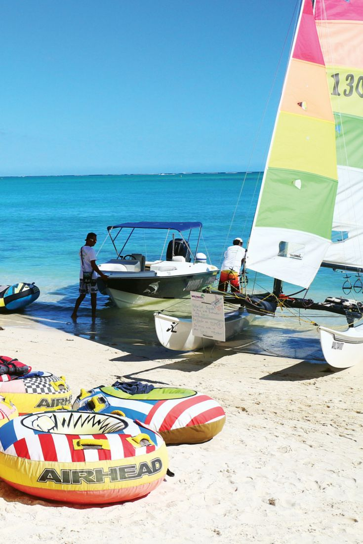 Things to do at Veranda Palmar Beach #Mauritius : #windsurfing on the east coast