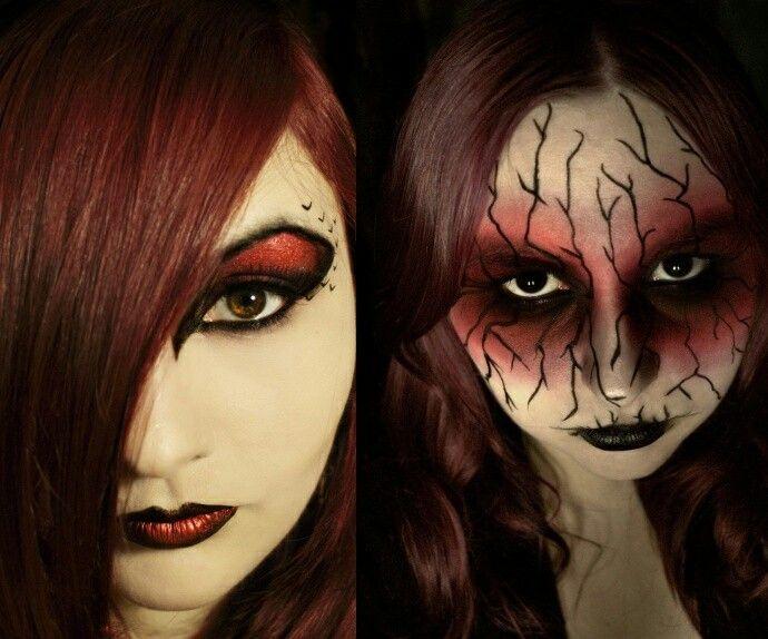 Maquillaje De Diabla, Maquillaje Vampira, Maquillaje Disfraces, Maquillaje Para, Insólitas Del, De Última, Disfraz Diabla, Disfraz De, Maquillarse Niños