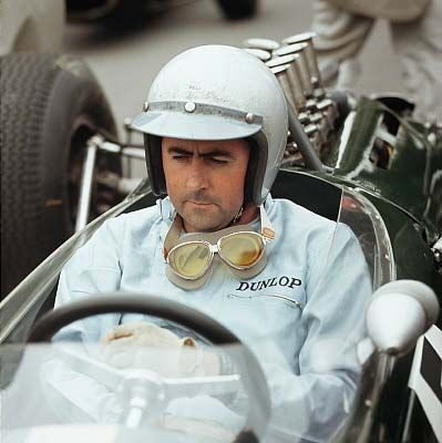 "Jack Brabham ""Goodbye Jack, you raised a lantern for so many Australians dying to make a go of it on the big stage. And you were such a racer. World champ at 40? Astounding."" KB"