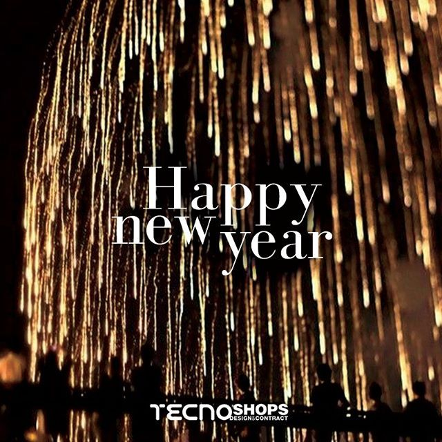 #Tecnoshops staff wish you a warm and  successful 2018. - posted by Tecnoshops Design & Contract https://www.instagram.com/tecnoshops - See more Luxury Real Estate photos from Local Realtors at https://LocalRealtors.com/stream